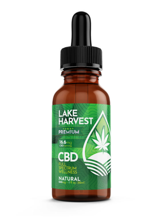 Lake Harvest Natural