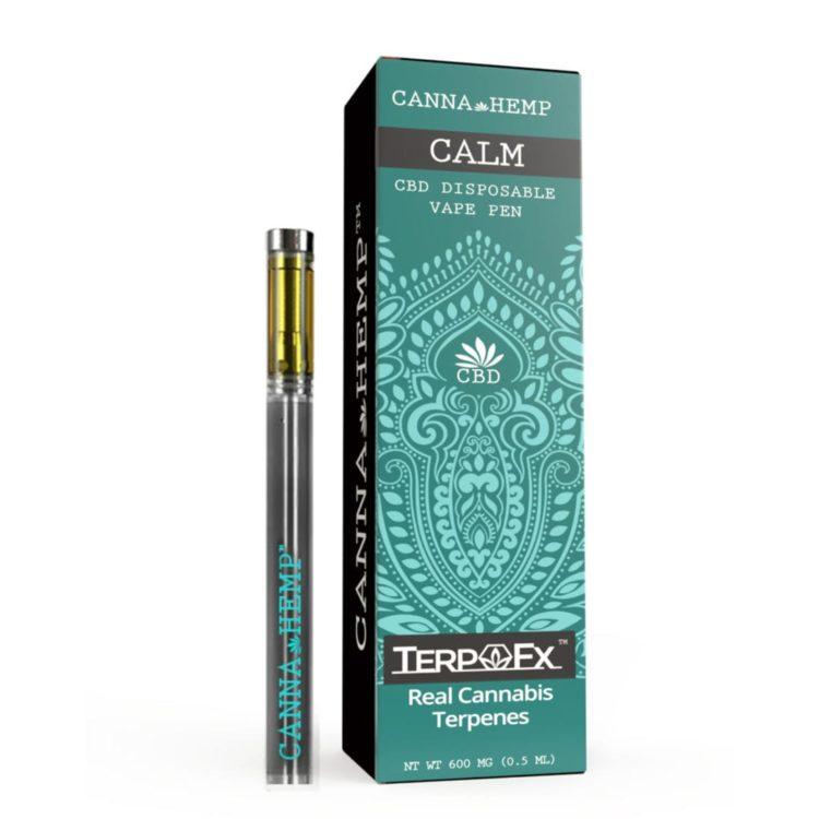 Canna Hemp Vape Pen - Calm