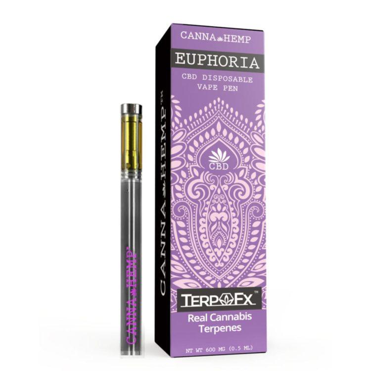 Canna Hemp Vape Pen - Euphoria