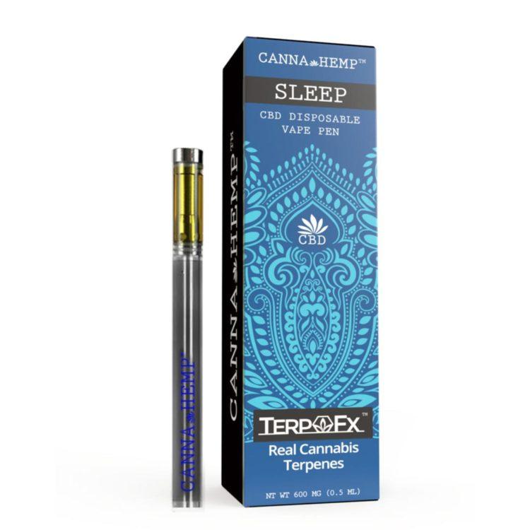 Canna Hemp Vape Pen - Sleep