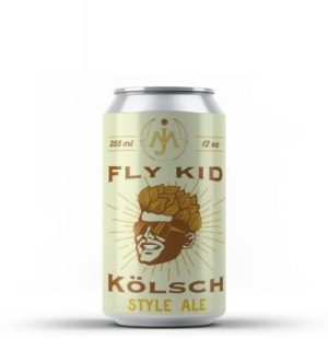 MIDDLE JAMES FLY KID KOLSCH