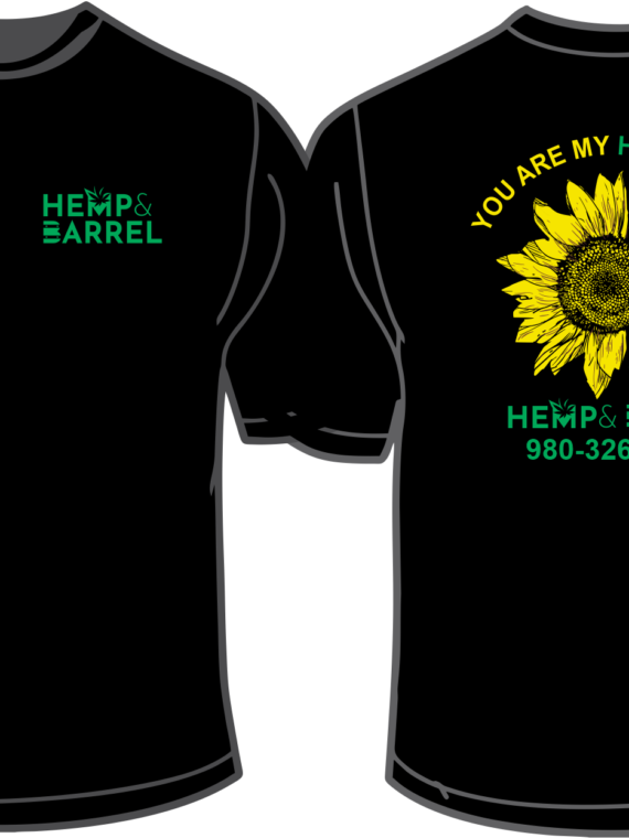 T-Shirt - Hemp Shine