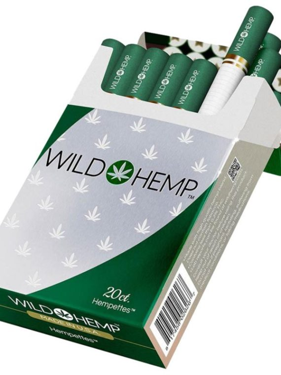 WILD HEMP – HEMPETTES GREEN