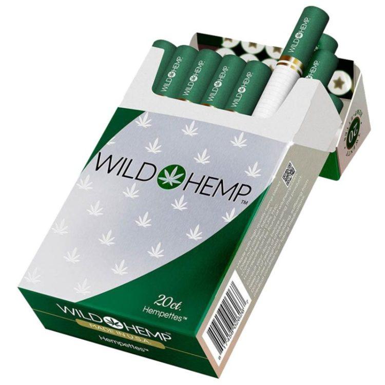 WILD HEMP - HEMPETTES GREEN