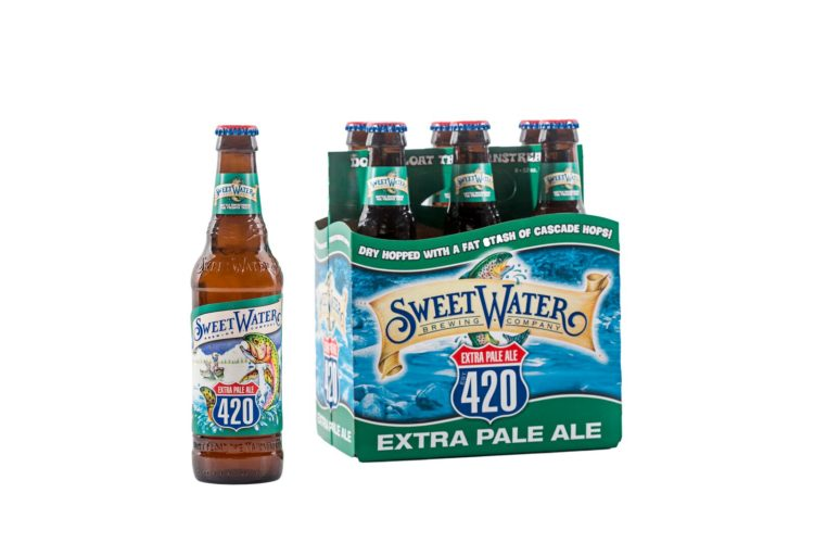 SWEETWATER 420 PALE ALE