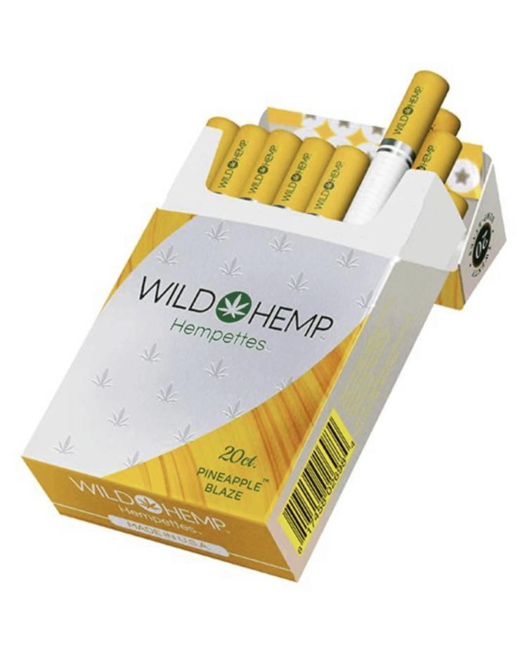 WILD HEMP - HEMPETTES GOLD