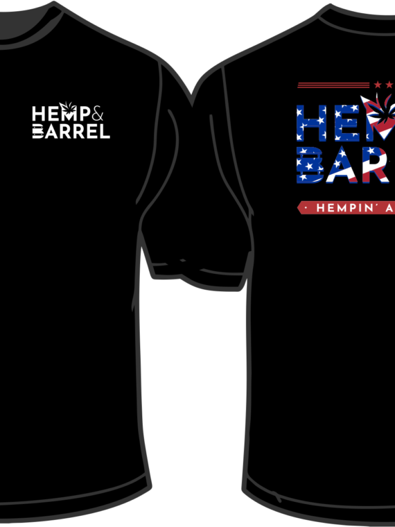 Hemp and Barrel Super Soft T-shirt