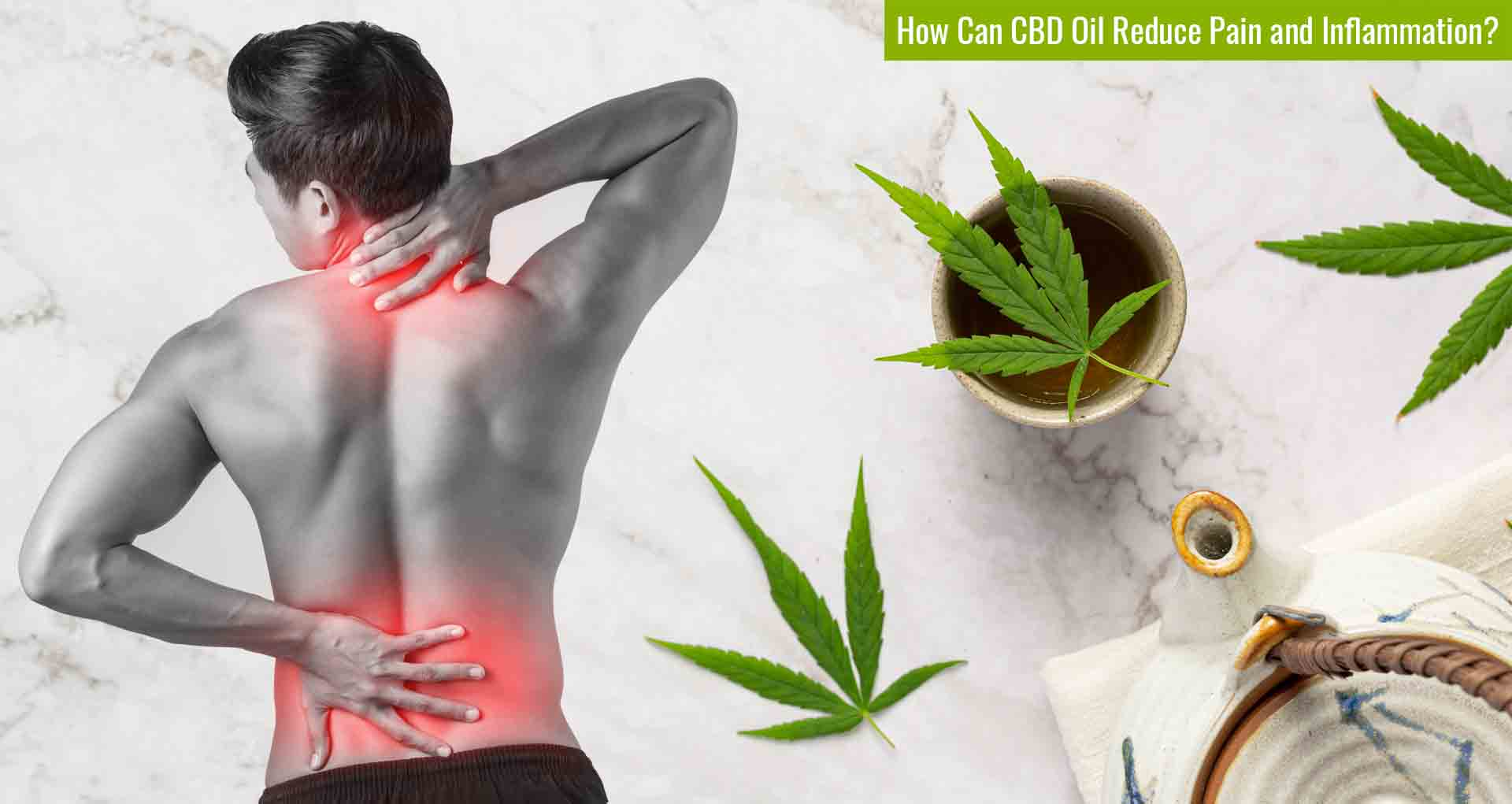How Can CBD Oil Reduce Pain and Inflammation?